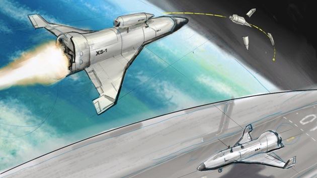 La DARPA creará la primera nave hipersónica no tripulada para lanzar satélites