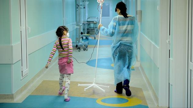 El VIH ayuda a combatir las células cancerosas y salva la vida de una niña