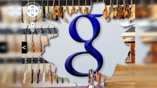 Street View de Google ahora se puede meter en las tiendas