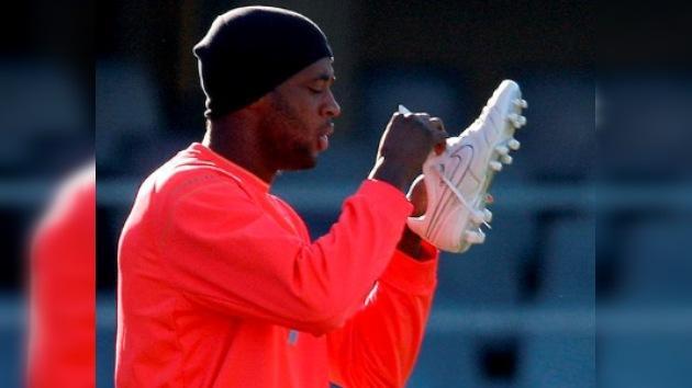 Yaya Touré ficha por el Manchester City