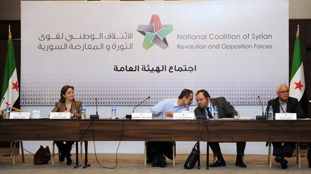La oposición siria elige a Ghassan Hitto como primer ministro