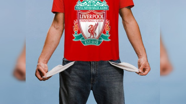 El Liverpool está al borde de la quiebra por una deuda millonaria
