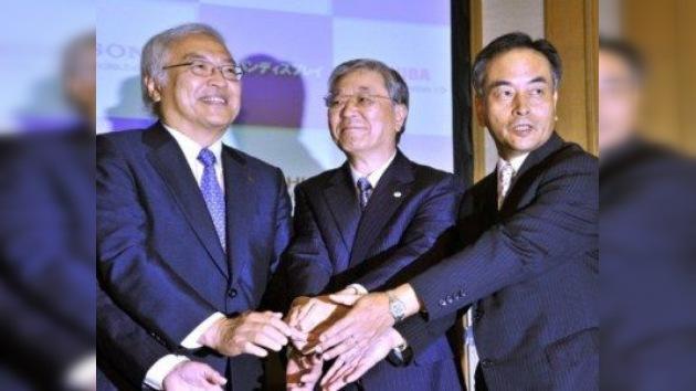 Sony, Hitachi y Toshiba: el trío de ases que fabricará las nuevas pantallas LCD