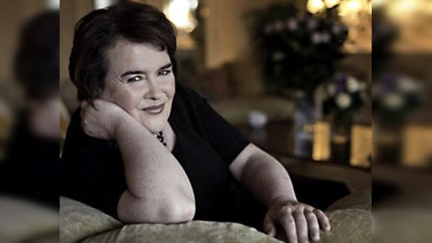 Susan Boyle 3 veces batió récord Guinness
