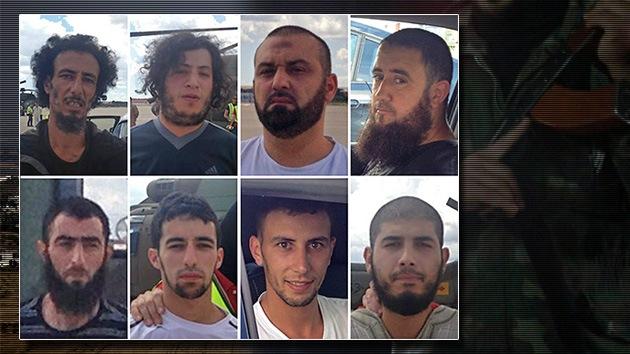Los terroristas de Ceuta enviaban a yihadistas a Siria para perpetrar atentados