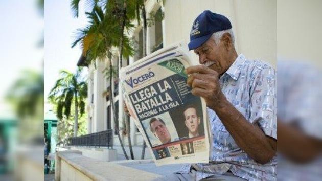 Carrera republicana en Puerto Rico: promesas de condición de Estado y conflicto idiomático