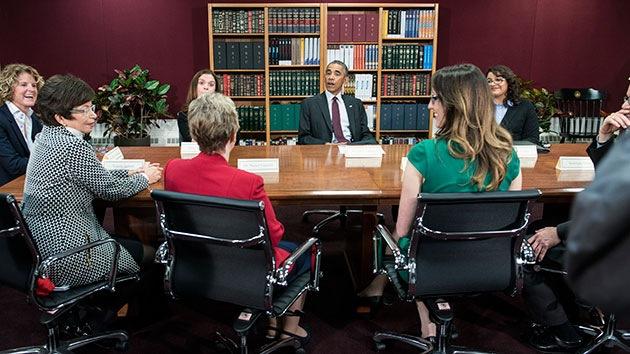 Amas de casa desesperadas: ¿por qué las estadounidenses critican a Obama?