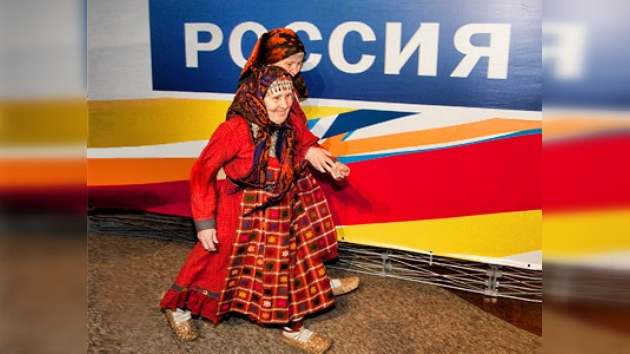 Las abuelitas 'rockeras' de los Urales conquistan Rusia