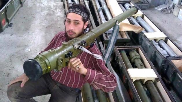 """""""Los rebeldes sirios podrían haber utilizado munición soviética para provocar"""""""