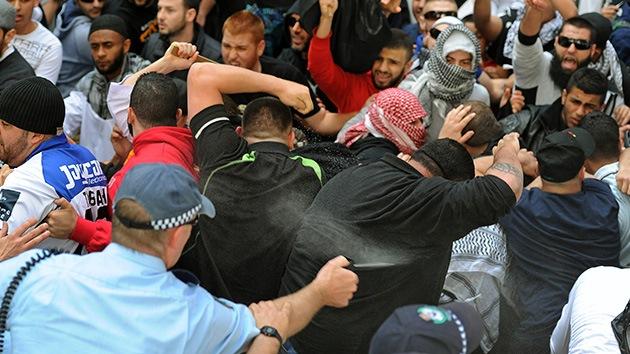 Fotos: La furia contra la película antiislámica 'salta' a Australia