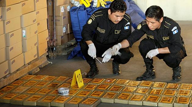Guatemala lleva a la ONU el debate sobre legalizar drogas como arma contra el narco