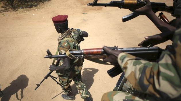 """""""Occidente busca apoderarse de las tierras de Sudán del Sur"""""""