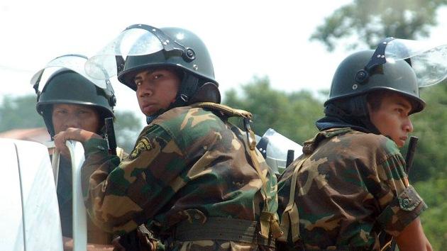 Bolivia: Desplazan militares a la frontera con Perú tras una emboscada