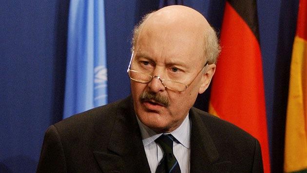 """Diplomático alemán: """"Mejor que Occidente hable con Rusia sobre Ucrania dentro del G8"""""""