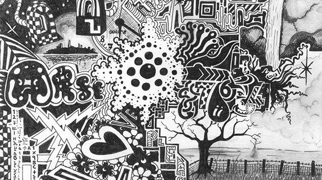El pintor sonámbulo: el misterio del artista que solo pinta mientras duerme