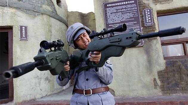 China aboga por un desarrollo más rápido de nuevos sistemas de armas