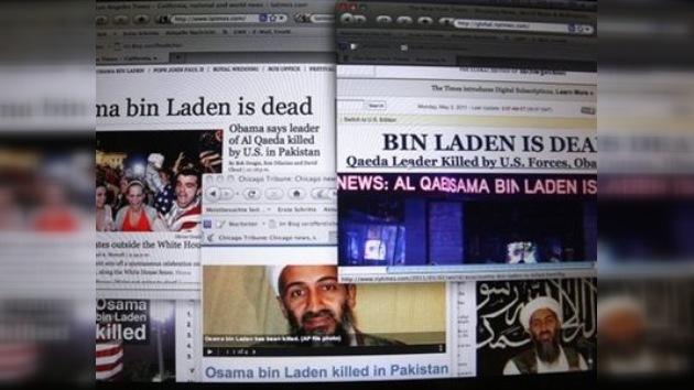 El mundo felicita a EE. UU. por la muerte de Bin Laden
