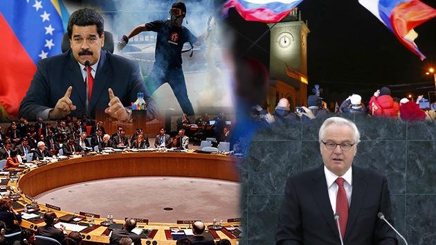 Balance semanal: La ONU vota sobre Crimea y en Venezuela capturan a 3 generales por intento de golpe