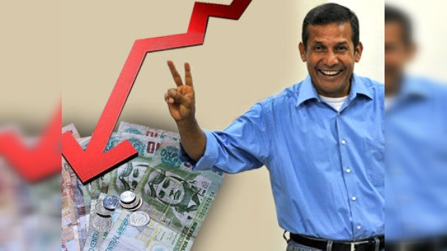 Victoria del nacionalista Humala remece al mercado peruano