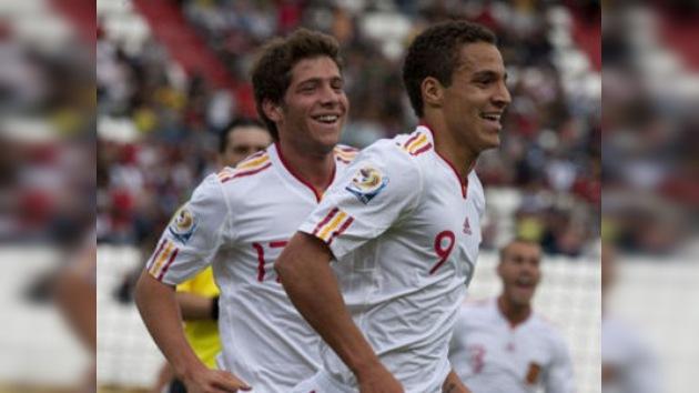 España golea mientras que Ecuador se conforma con un empate en el Mundial Sub-20