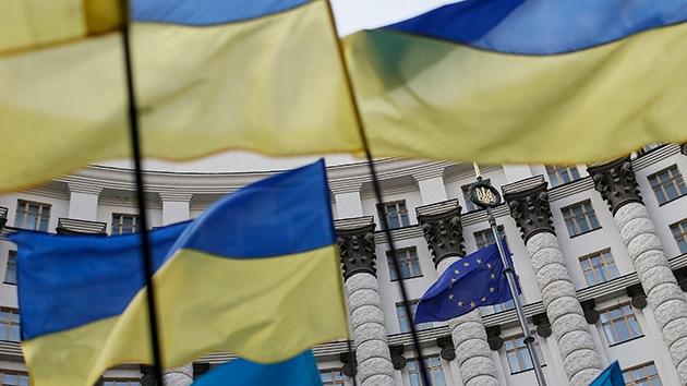 """Funcionarios de la UE: Ucrania """"manipula"""" y abusa de la generosidad europea"""
