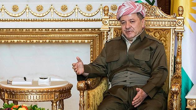 El presidente del Kurdistán iraquí pide un referendo sobre la independencia