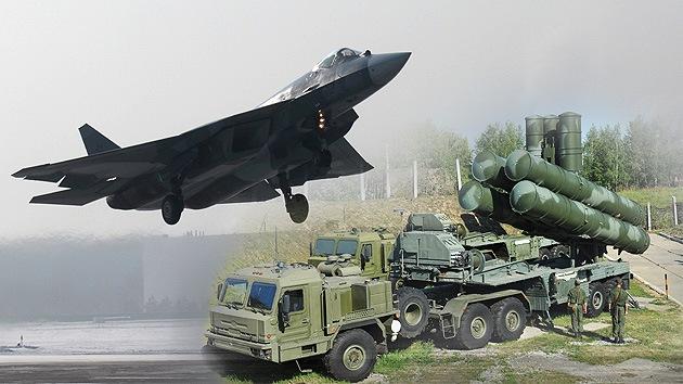 Rusia creará las Fuerzas Aeroespaciales en 2016
