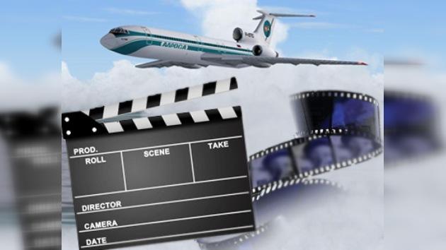La hazaña de los pilotos rusos inspiró el rodaje de una película