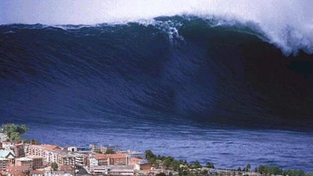 Uno de los mayores tsunamis de la historia se produjo en Tenerife hace miles de años