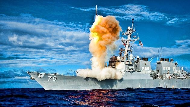 EE. UU. ensaya un misil interceptor