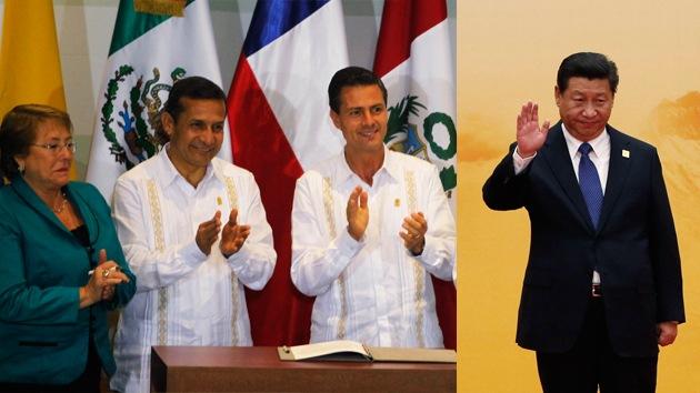 China, ¿la nueva esperanza económica para Chile, México y Perú?