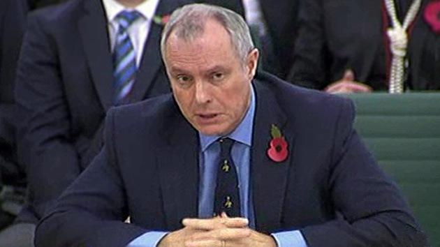 """Director del MI5: """"Más de un centenar de británicos combaten en Siria"""""""