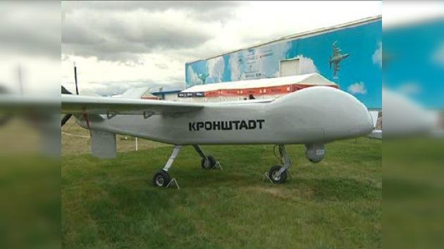 Rusia diseñará aviones no tripulados de ataque