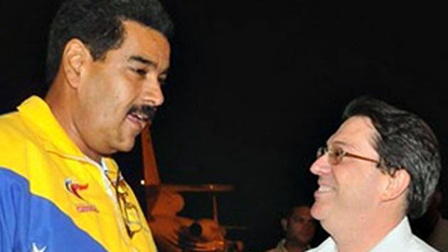 """Cuba expresa """"invariable"""" apoyo a Venezuela ante tensiones con Colombia"""