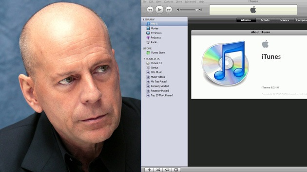 'Duro de Matar' contra Apple: Bruce Willis pelea por proteger su propiedad musical