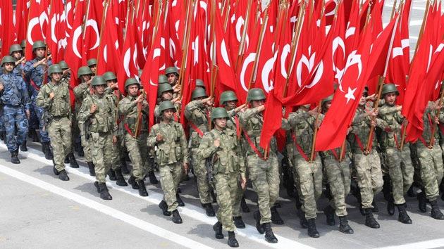 Turquía producirá sus propias ojivas y bombas aéreas
