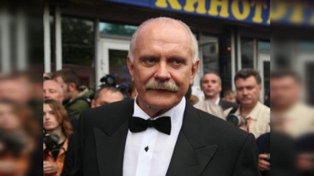 Nikita Mijalkov, oscarizado realizador del cine ruso, cumple 65 años