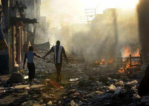 Las fotos premiadas por el Pulitzer en los últimos 10 años