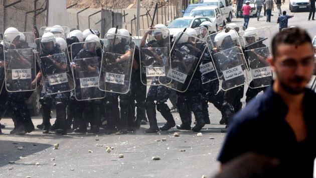 Palestina reduce el precio del combustible en respuesta a las protestas populares