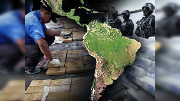 13 países latinoamericanos en la 'lista negra' de narcotráfico de Obama
