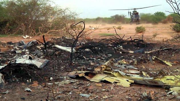 """""""Es muy raro que solo por una tormenta el avión de Swiftair se estrellase en Mali"""""""