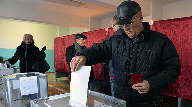 """""""Si la UE quiere el fin de la crisis en Ucrania debería aceptar las elecciones en Donbass"""""""