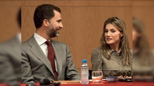 """Los monarcas españoles recibieron un """"inusual"""" regalo postnavideño"""