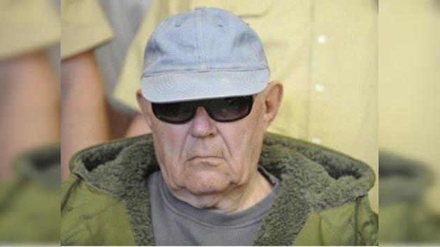 Muere a los 91 años Iván Demianiuk 'el Terrible', ex guardia convicto de un campo nazi