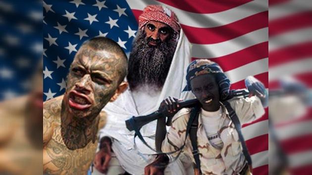 Piratas, narcos y terroristas, las principales amenazas de EE.UU.
