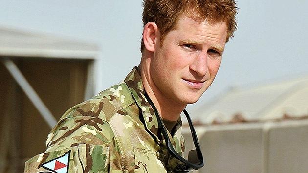 Los talibanes reclutan a musulmanes británicos para matar al príncipe Harry