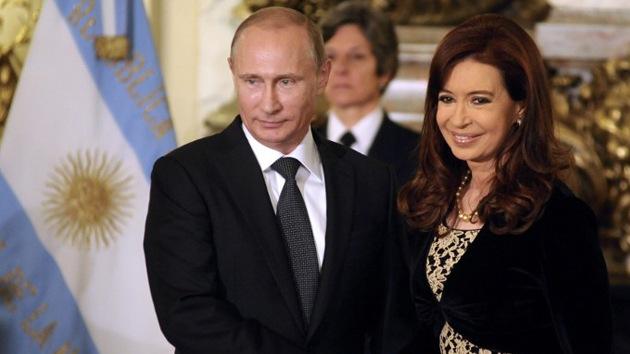 Medios argentinos: El país cambia a EE.UU. y Europa por Rusia y China