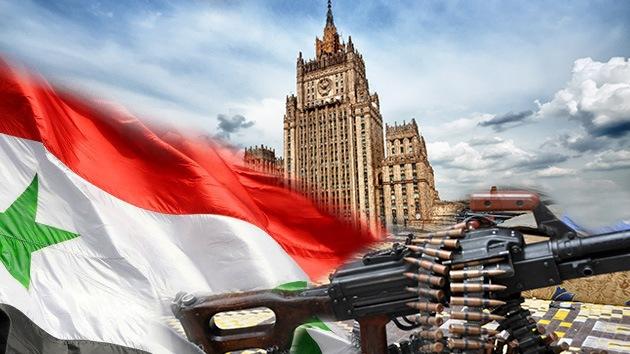 Moscú: La resolución de la ONU sobre Siria podría estar lista en 2 días