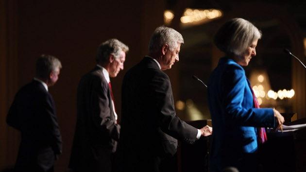 EE.UU.: Cuatro candidatos a la Presidencia demandan elecciones libres