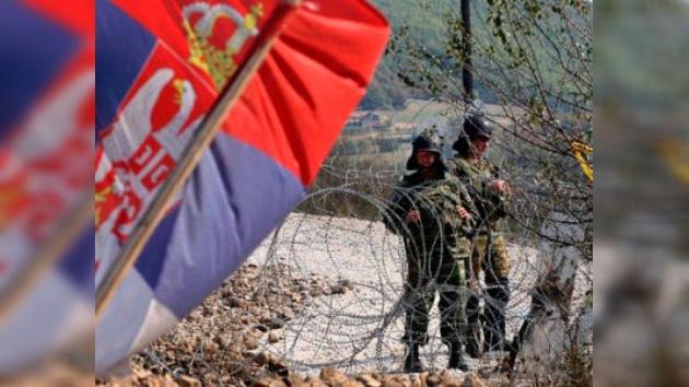 Serbia renunciaría a la UE antes que a Kosovo